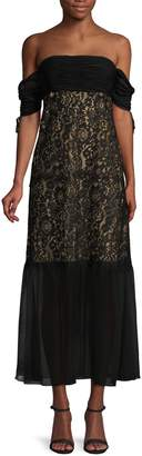 Rachel Zoe Arlene Lace Dress