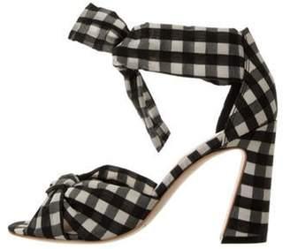 dbf3ec2ac0cd5 Loeffler Randall Ankle Tie Women's Sandals - ShopStyle