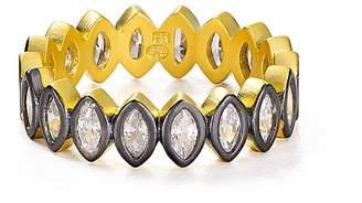 Freida Rothman Marquise Geo Ring $95 thestylecure.com