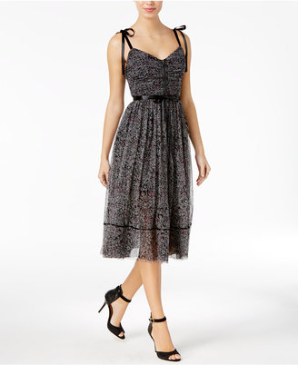 GUESS Belladonna Tulle Dress $128 thestylecure.com