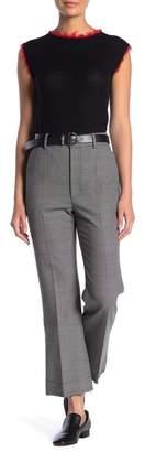 Helmut Lang Birdseye Suit Pants