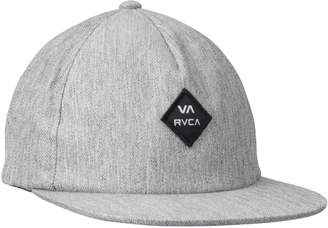 RVCA Men's Sile Five Panel Hat
