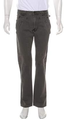 Dolce & Gabbana Twill Slim Pants