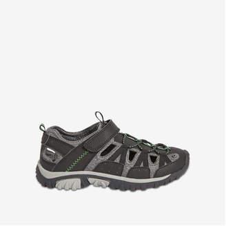 Joe Fresh Kid Boys' Functional Sandal, Black (Size 5)