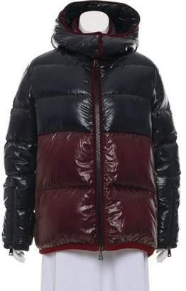 Moncler 2017 Cotinus Puffer Coat