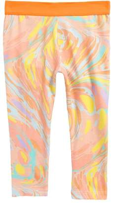 Stella McCartney Tula Marble Print Leggings