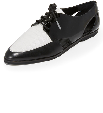 MICHAEL Michael Kors Jensen Oxfords $145 thestylecure.com