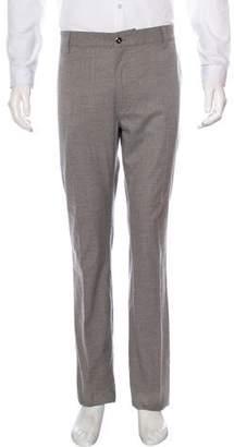 John Varvatos 2016 Wool-Blend Motor City Pants w/ Tags