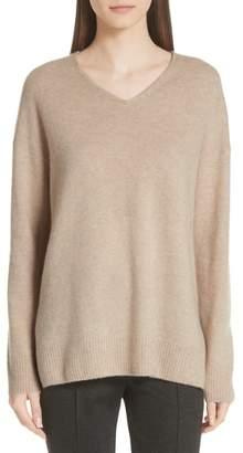 St. John Fine Gauge Cashmere & Silk Sweater