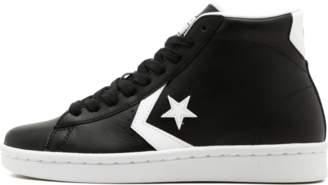 Converse Pro Leather 76 MID Black/White