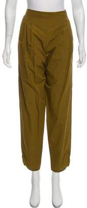 Giada Forte High-Rise Straight-Leg Pants w/ Tags