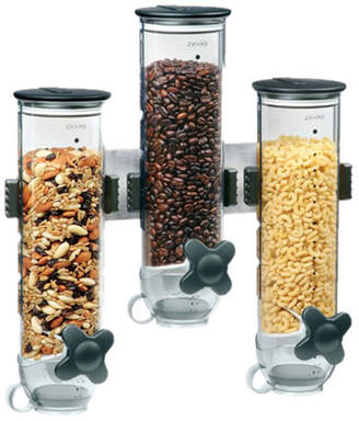 Zevro Triple 13 oz. 3 Container Cereal Dispenser