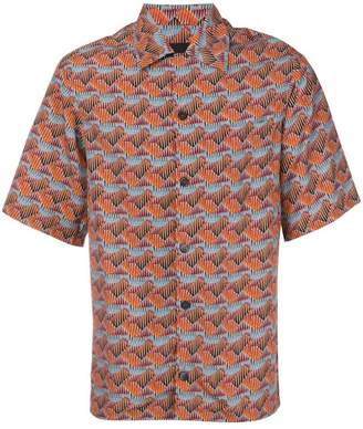 Prada patterned shirt