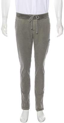 James Perse Slim Flat Front Pants