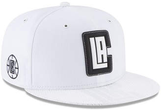New Era Los Angeles Clippers Back 1/2 Series 9FIFTY Snapback Cap
