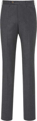 Pt01 PT 01 Flat-Front Gentleman-Fit Trousers