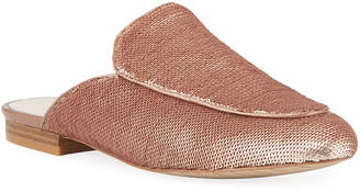 Kenneth Cole Wallice Sequin Mule Loafers