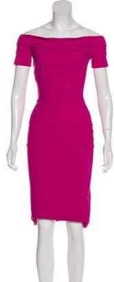 Chiara Boni Bodycon Knee-Length Dress