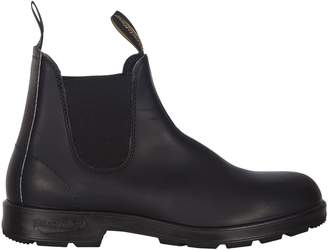 Blundstone Black Leather Ankle Boots