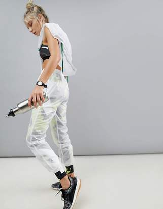 Asos 4505 4505 Trackpant In Sheer Reinforced Fabric