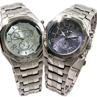 Bel Air [ベルエア 腕時計 OSD68 (ネイビー) 重厚感溢れるオクタゴンベゼル
