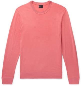 Paul Smith Merino Wool Sweater