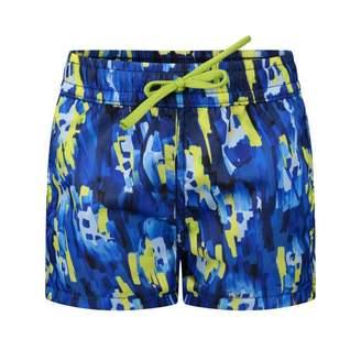 Roberto Cavalli Roberto CavalliBoys Brushed Leopard Print Swim Shorts