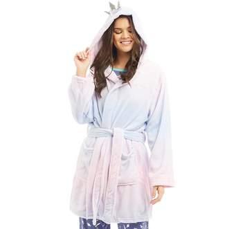 c5e1775519 Brave Soul Womens Napqueen Robe Multi