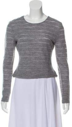 L'Agence Wool Knit Top