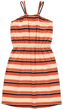 Hundred Pieces Sale - Striped Maxi Dress