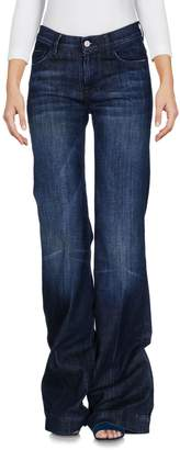 7 For All Mankind Denim pants - Item 42608479