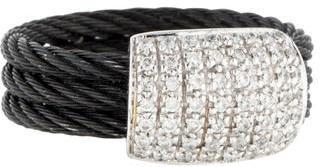 CharriolCharriol Diamond Celtic Noir Ring