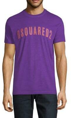 DSQUARED2 Logo Cotton Tee