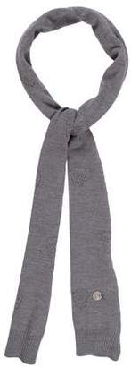 See by Chloe Wool Rectangle Scarf
