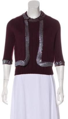Chanel Wool Cardigan Cardigan Set