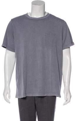 Alexander Wang Crew Neck T-Shirt