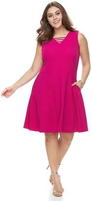 Apt. 9 Plus Size Strappy Dress