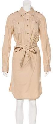 Tory Burch Knee-Length Shirtdress