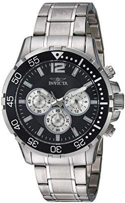 Invicta Men's 'Specialty' Quartz Stainless Steel Casual Watch