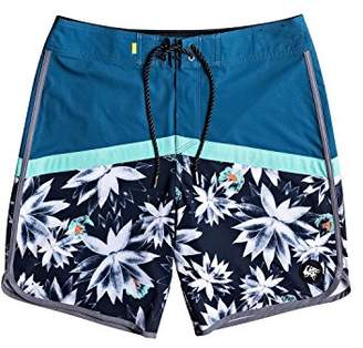 Quiksilver Men's Crypt Scallop Boardshort 20 Inch