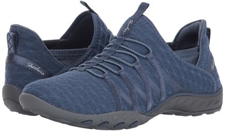 SKECHERS - Breathe - Easy Women's Lace up casual Shoes $60 thestylecure.com