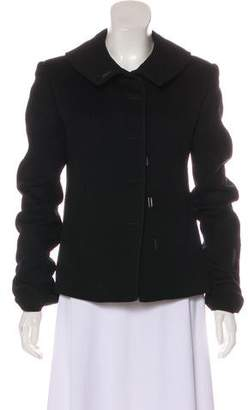 Gucci Structured Wool Jacket