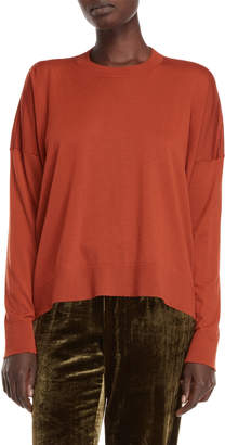 Roberto Collina Drop Shoulder Sweater
