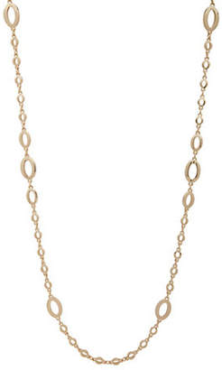 Anne Klein So Chic Goldtone Chain Necklace