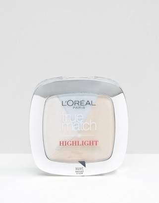 L'Oreal True Match Powder Glow Illuminator