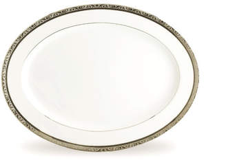 Noritake Regent Platinum Oval Platter
