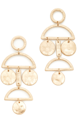 Shashi Alicica Earrings $56 thestylecure.com