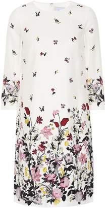 Erdem Emma floral-printed silk dress