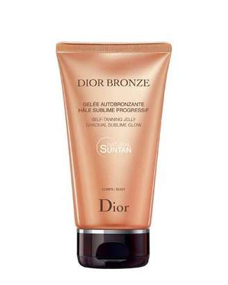Christian Dior Bronze Self Tanning Jelly for Body, 5.0 oz./ 150 mL