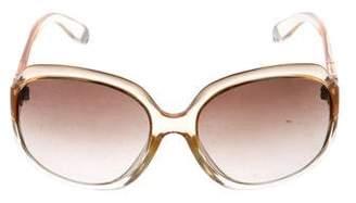 Chloé Oversize Gradient Sunglasses